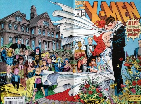 x-men 30 cover