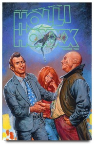 holli hoxxx volume two cover glenn fabry