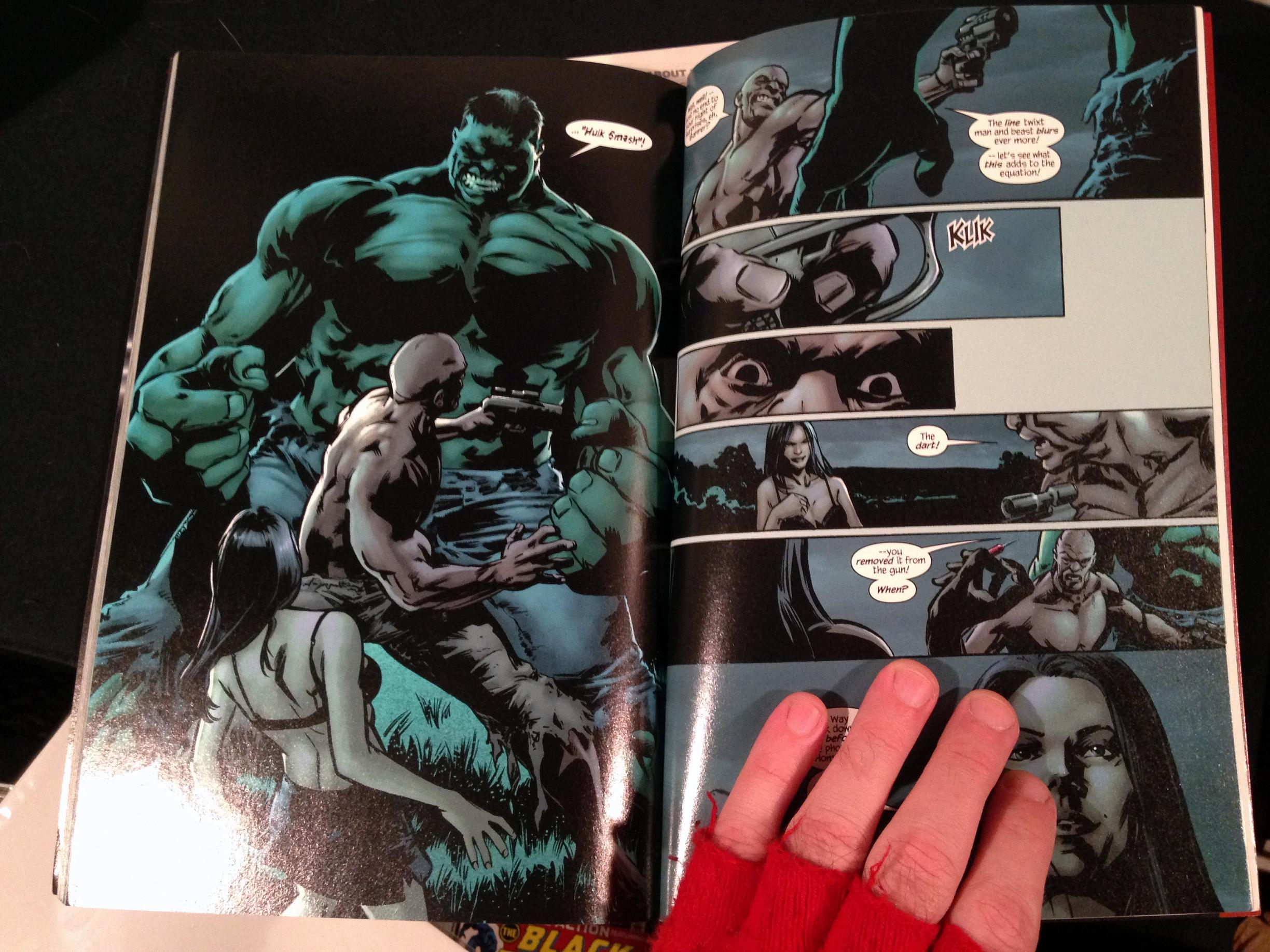bruce jones hulk collection (5)