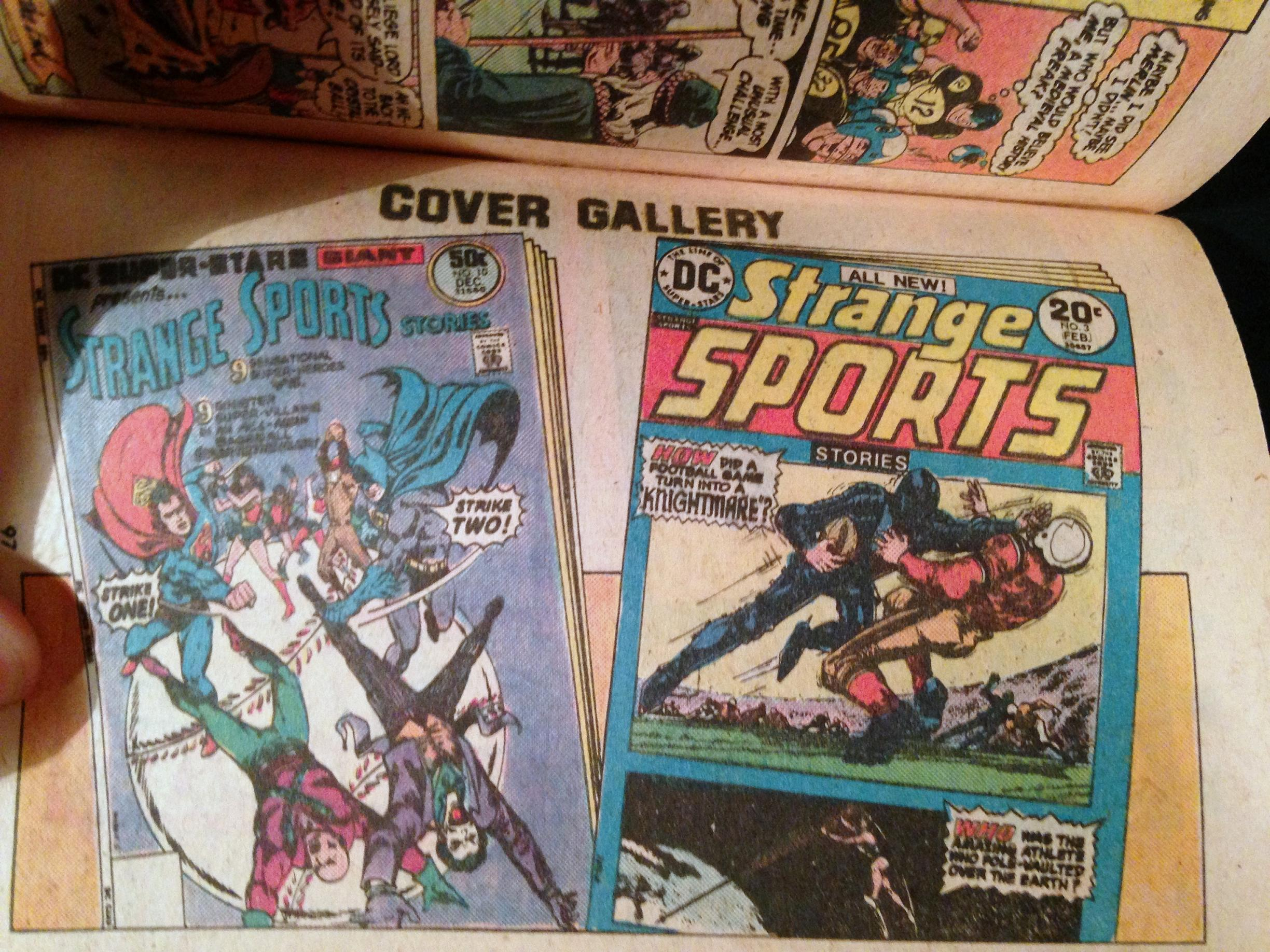 DC Special Blue Ribbon Digest Strange Sports (13)