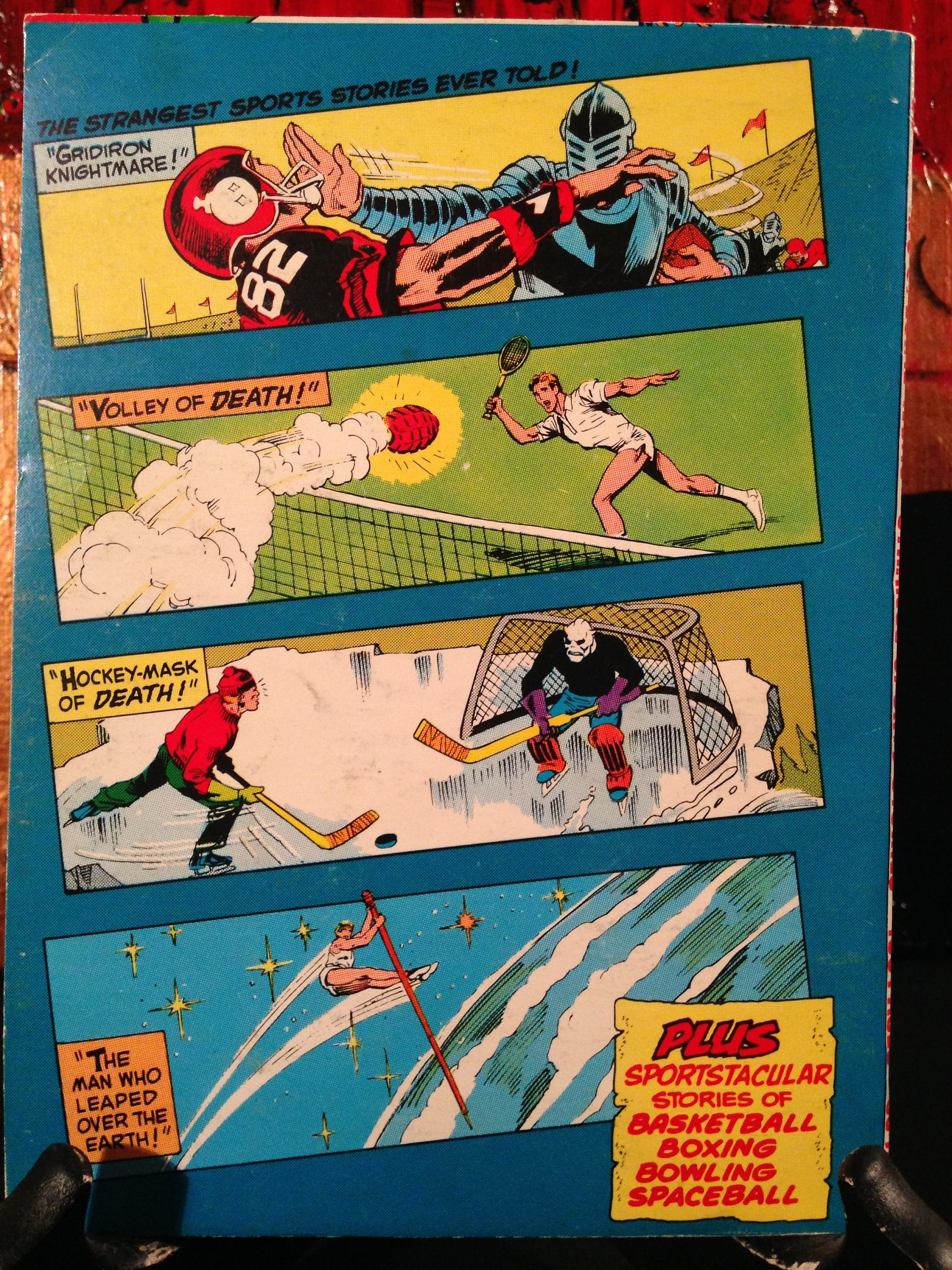 DC Special Blue Ribbon Digest Strange Sports (3)