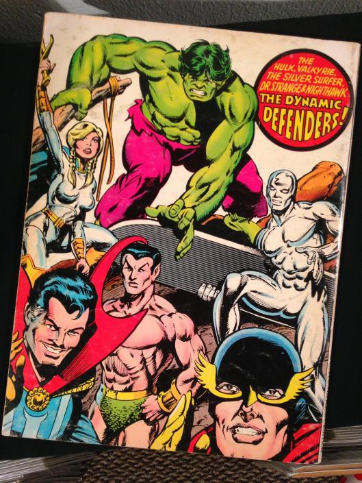 Defenders Marvel Treasury Edition - (3)