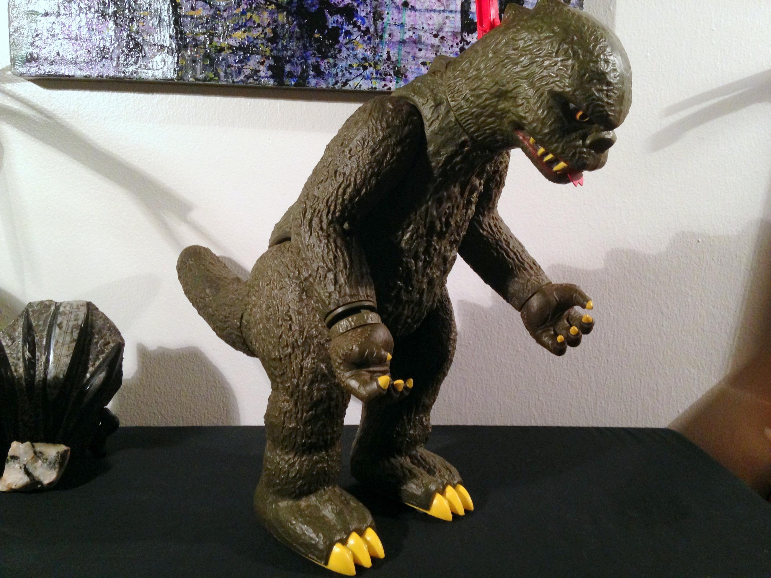 Godzilla 1977 Toho Shogun Warrior - (11)