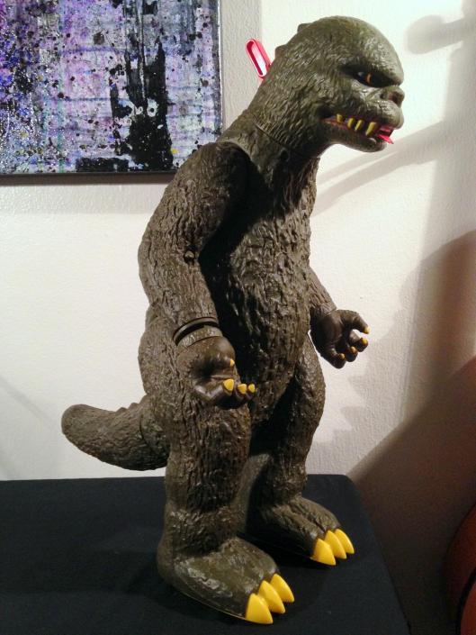 Godzilla 1977 Toho Shogun Warrior - (2)