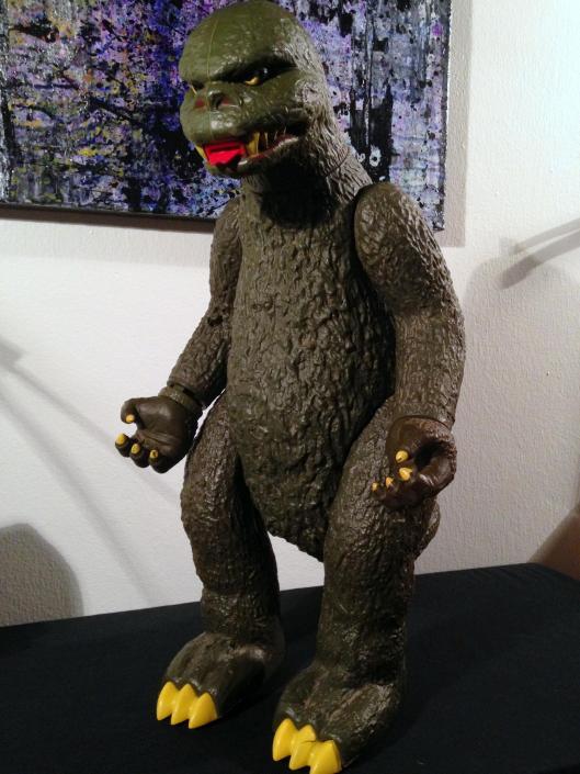 Godzilla 1977 Toho Shogun Warrior - (3)