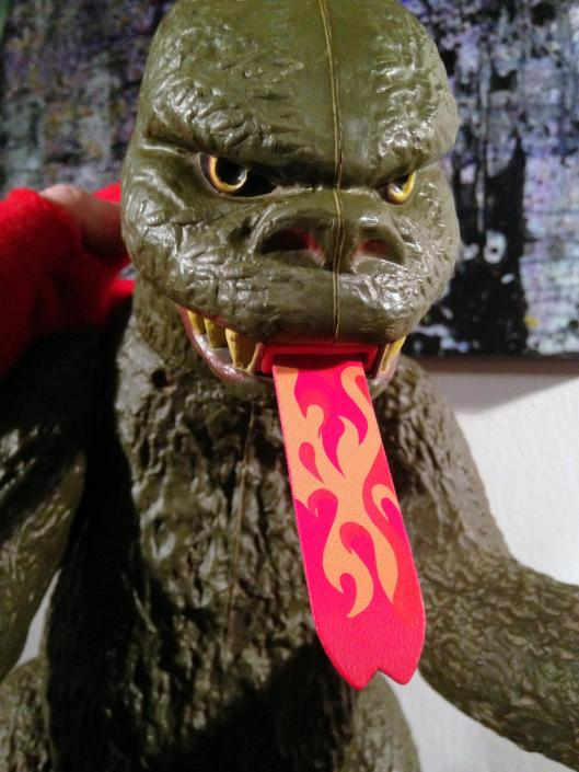Godzilla 1977 Toho Shogun Warrior - (6)