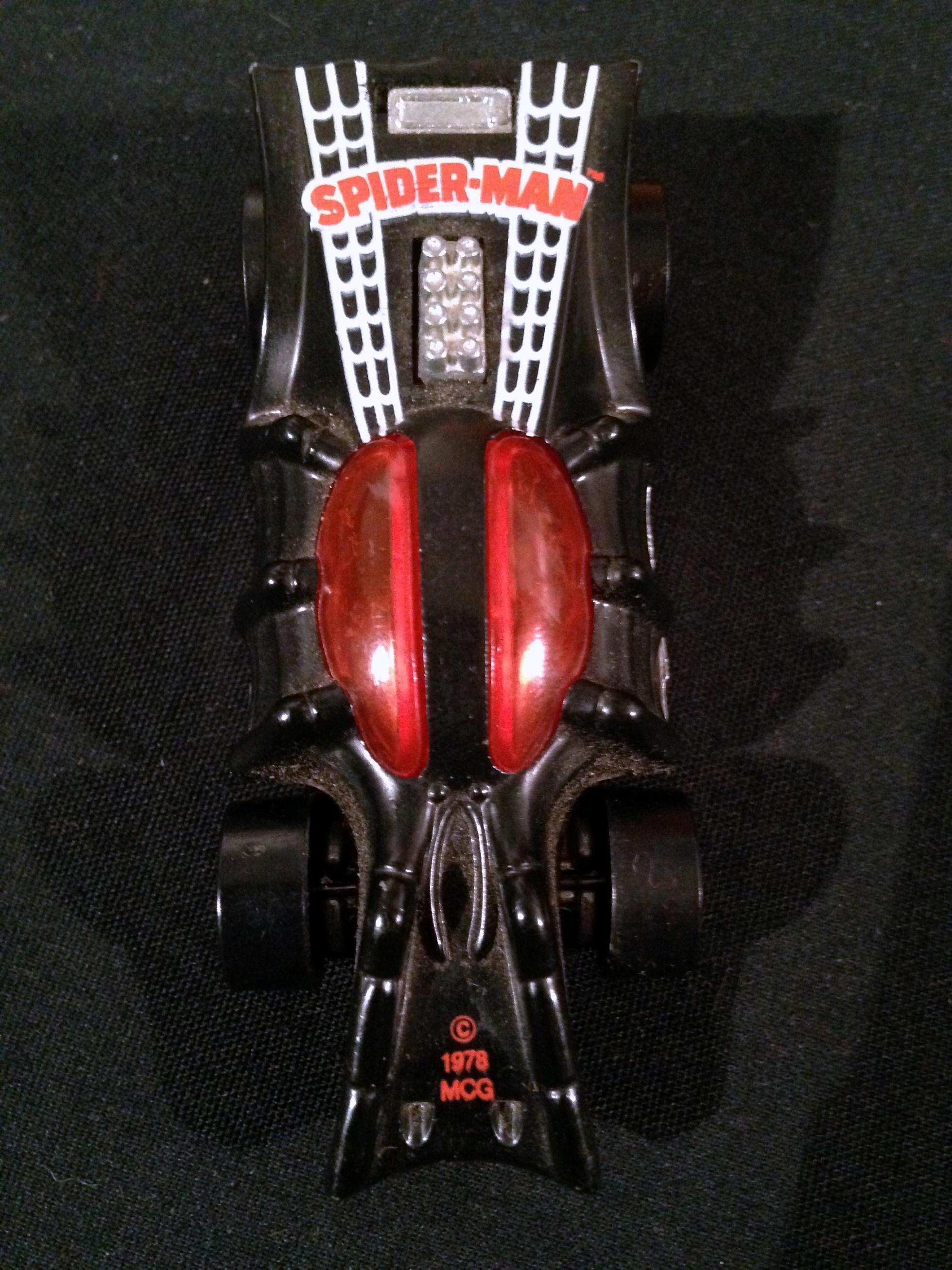 Hot Wheels Spider-car 1978 (2)
