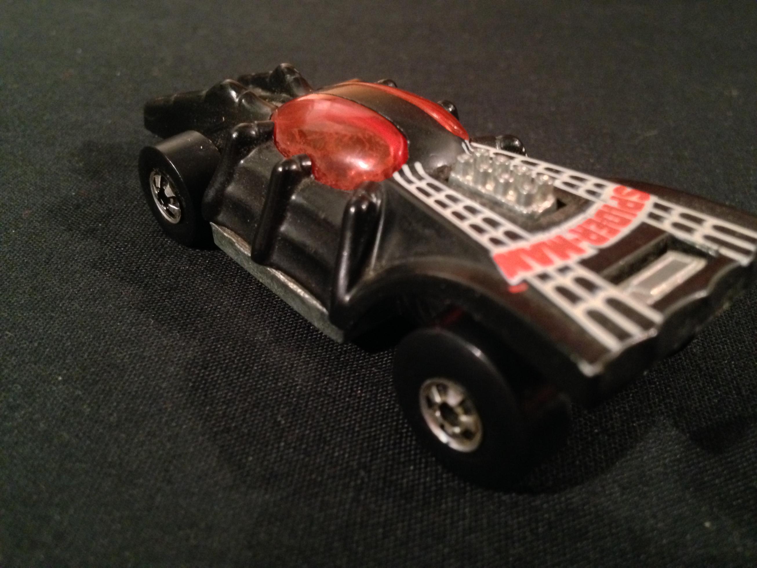 Hot Wheels Spider-car 1978 (4)