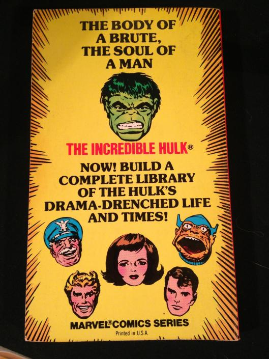 Hulk Pocket Book 1978  (3)