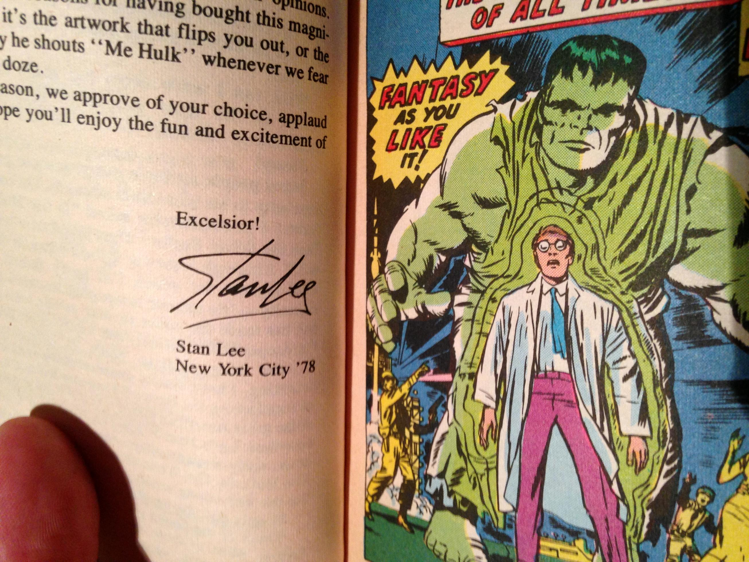 Hulk Pocket Book 1978  (5)