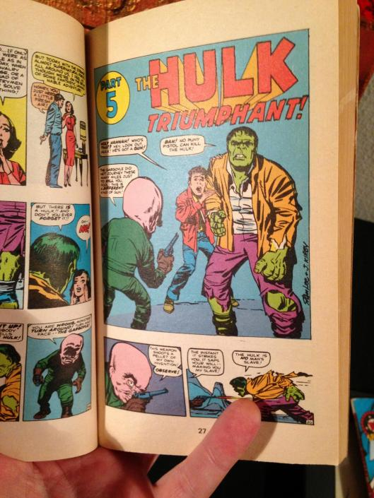 Hulk Pocket Book 1978  (6)