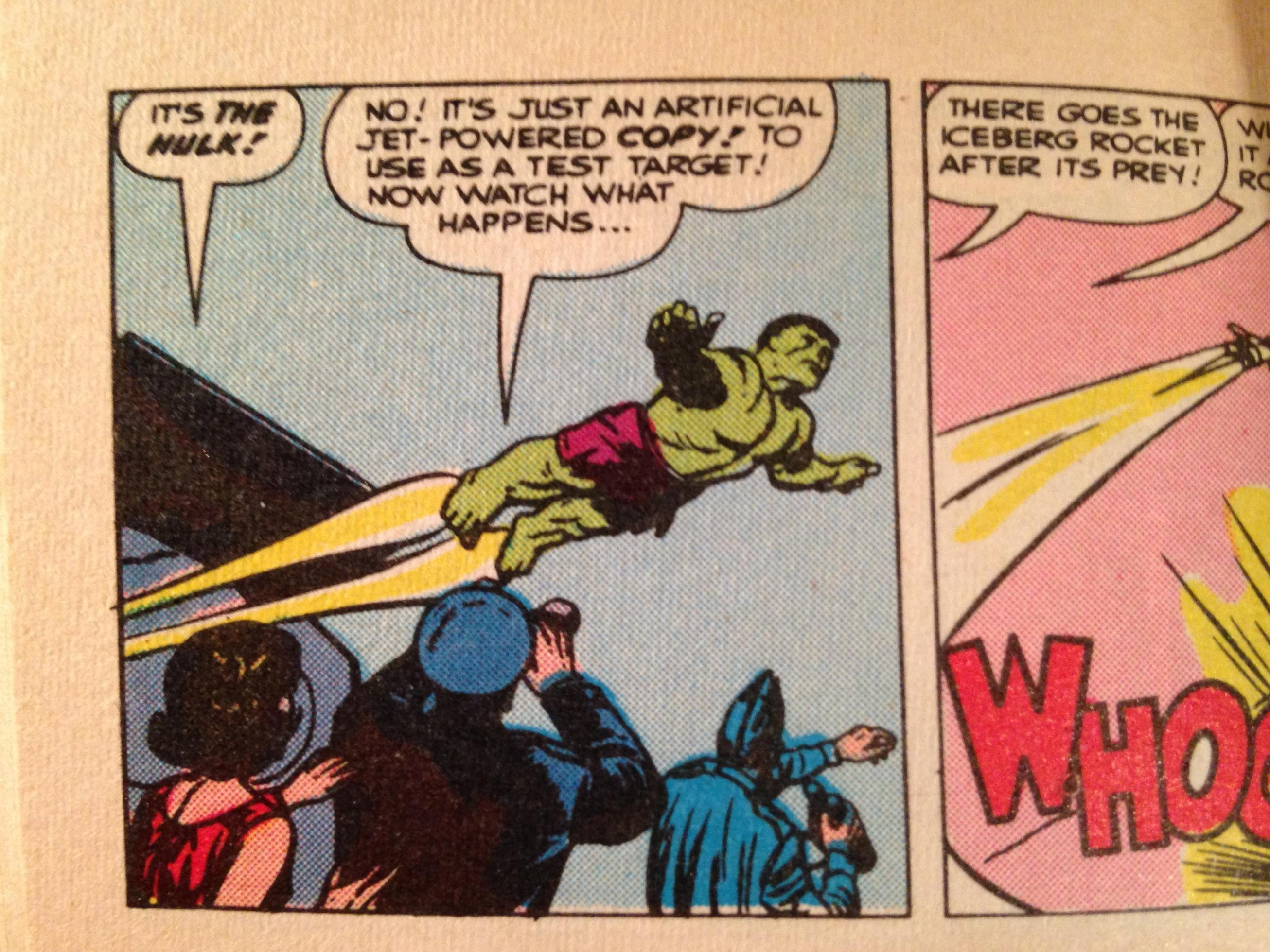 Hulk Pocket Book 1978  (7)