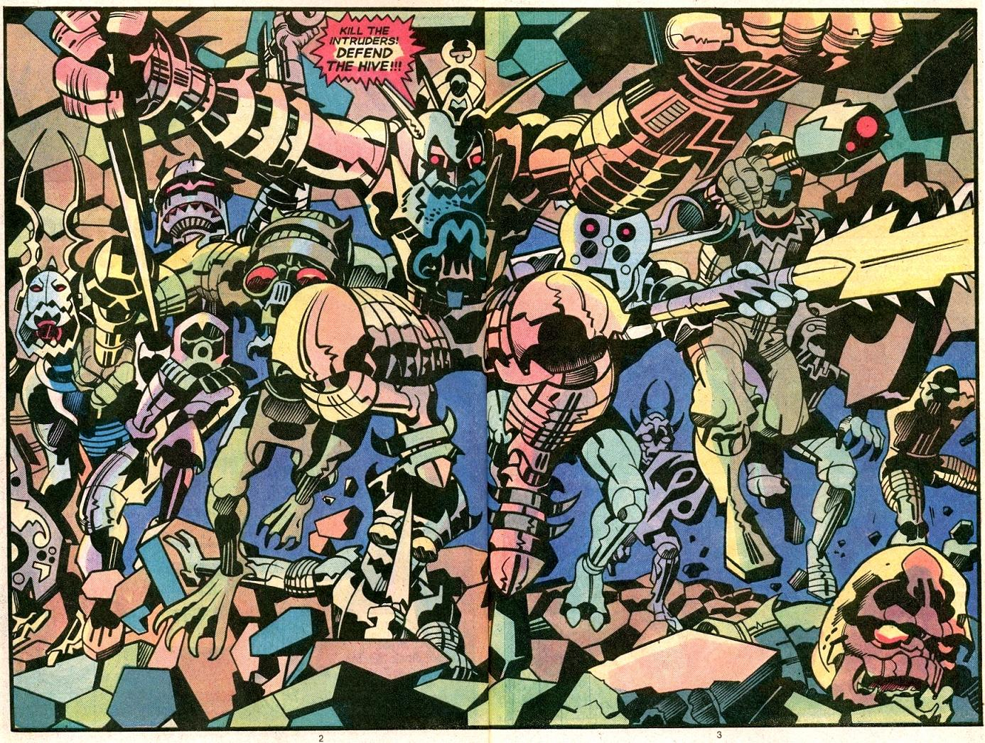 Dark Corners Of Role Playing Some Pieces Of Jack Kirby