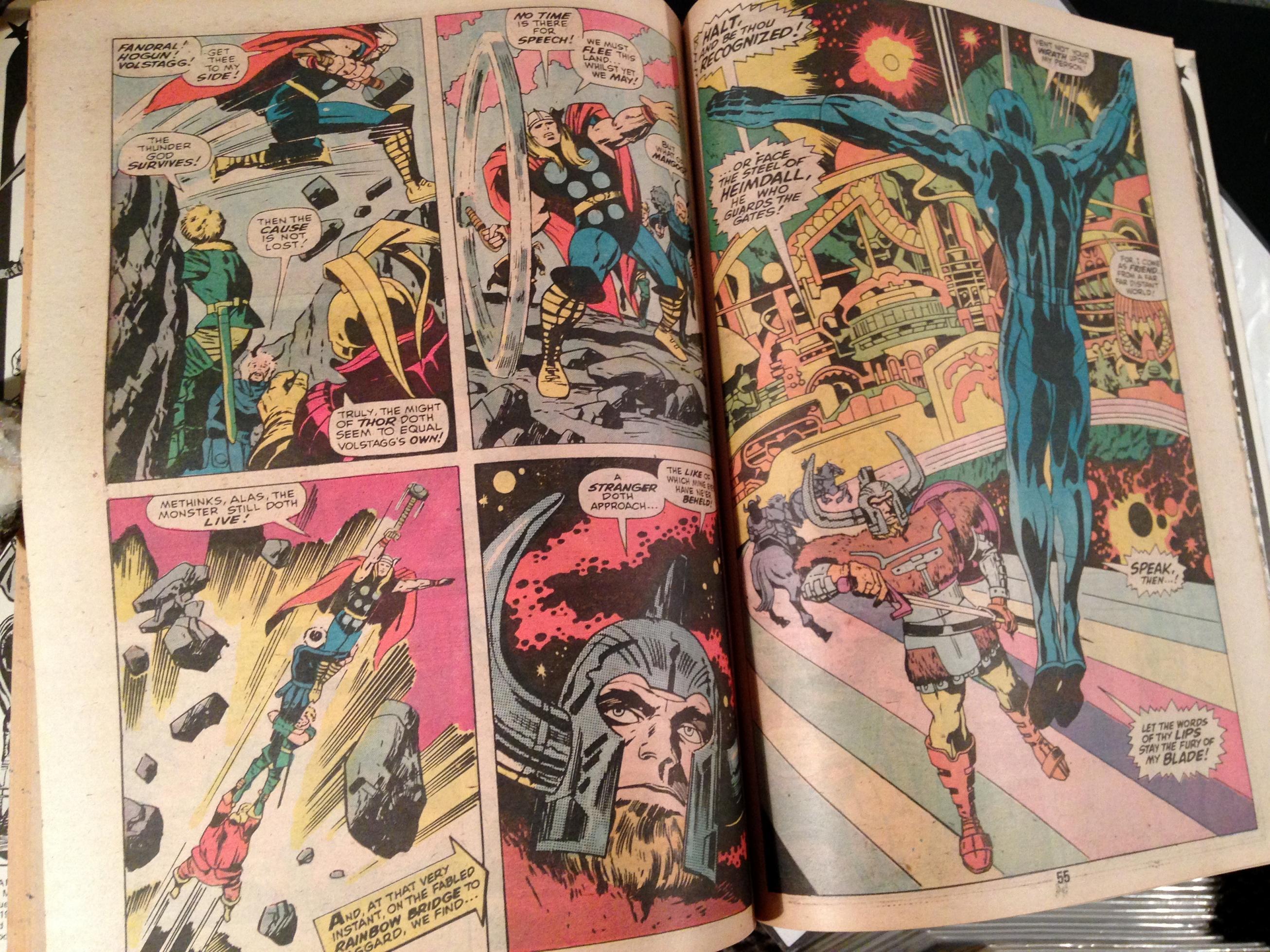 Marvel Treasury Edition 10 Mighty Thor (10)
