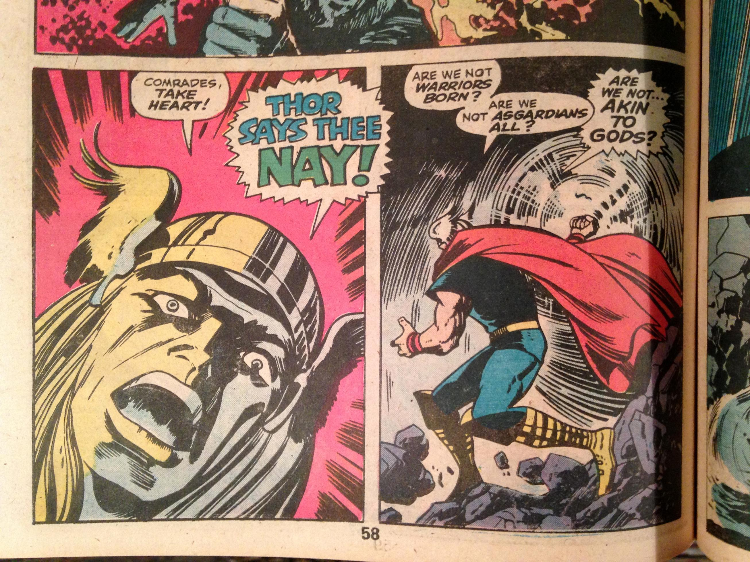 Marvel Treasury Edition 10 Mighty Thor (11)