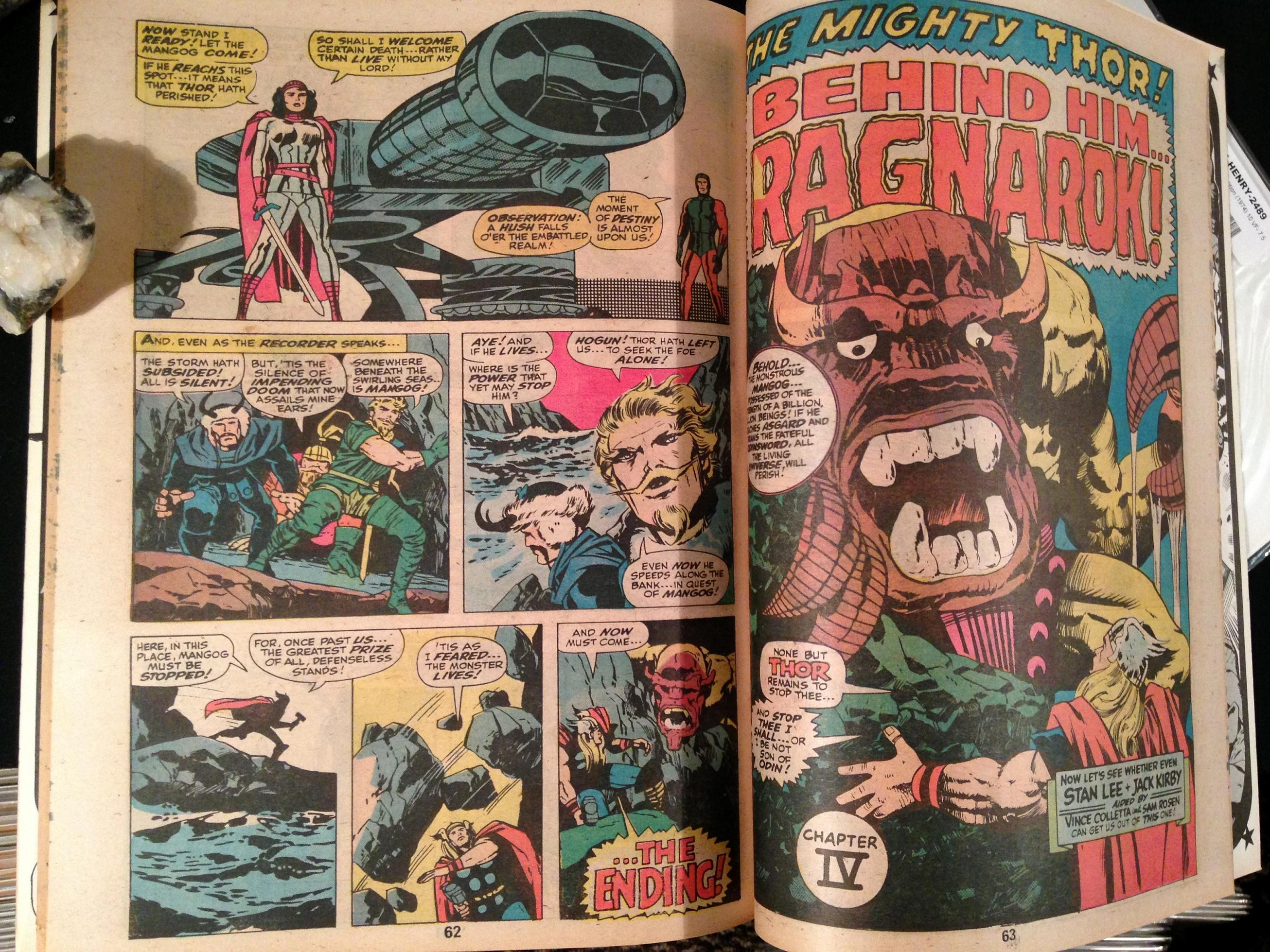 Marvel Treasury Edition 10 Mighty Thor (12)
