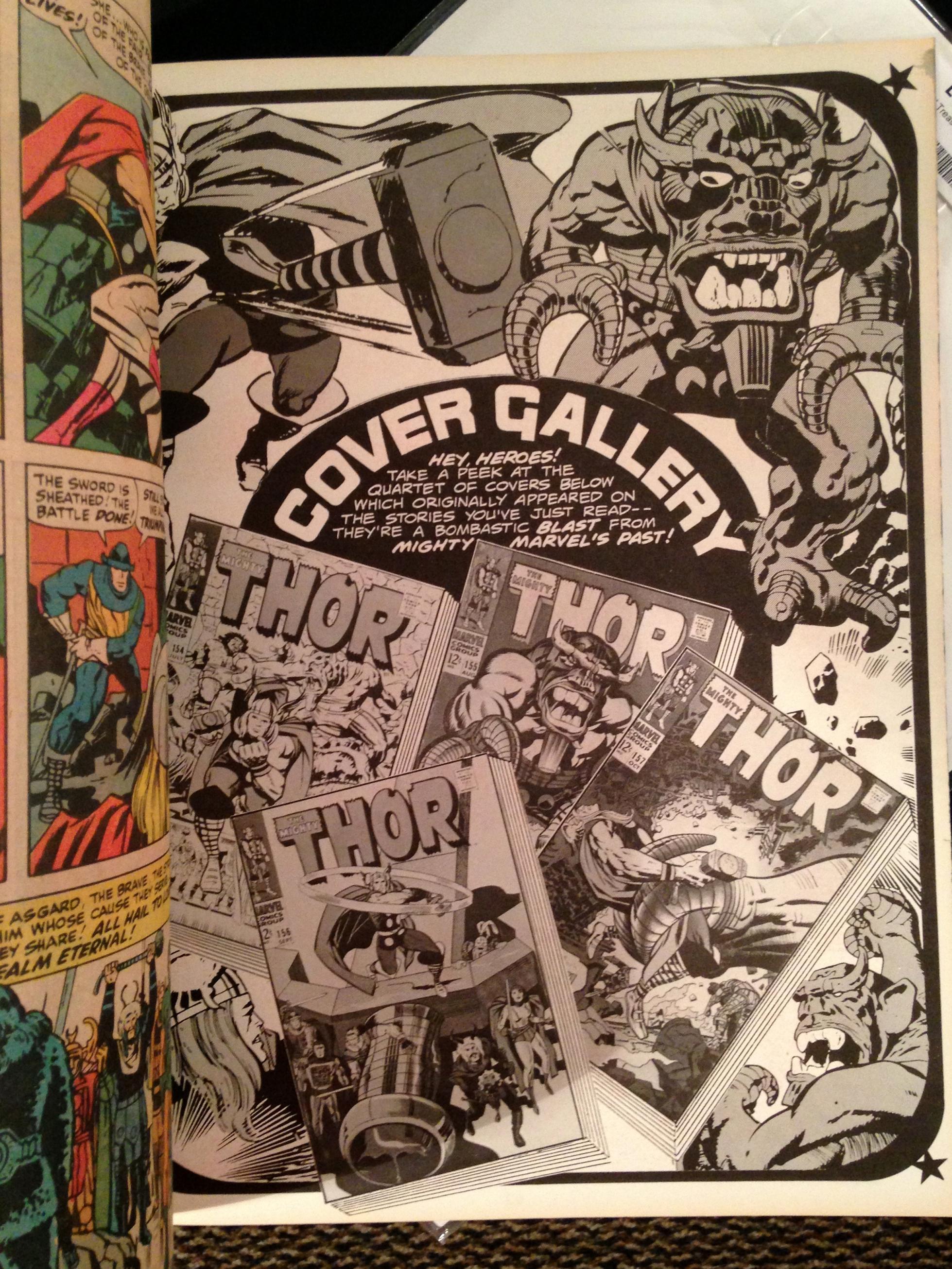 Marvel Treasury Edition 10 Mighty Thor (13)