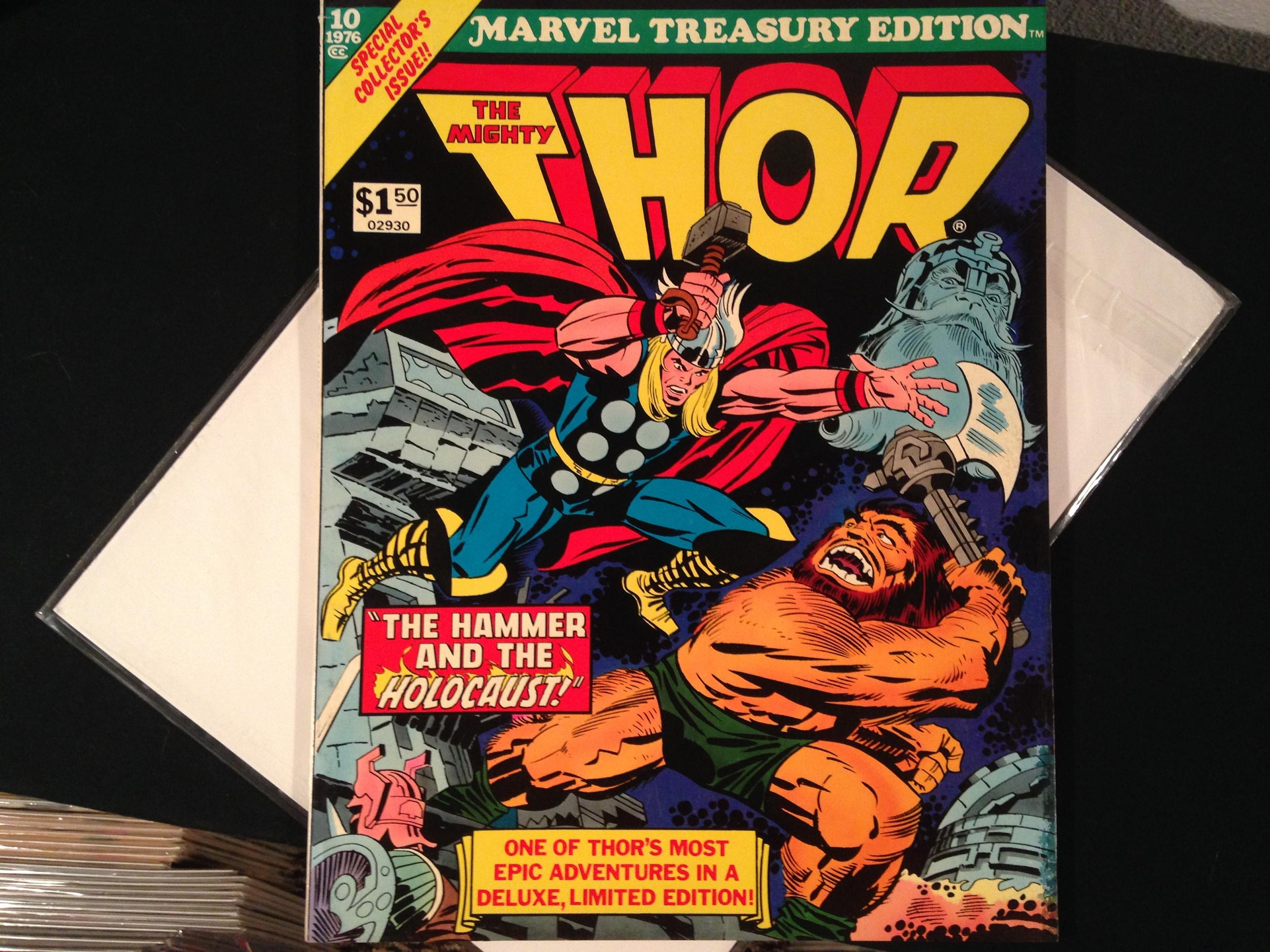 Marvel Treasury Edition 10 Mighty Thor (2)