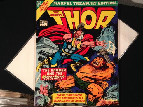 Marvel Treasury Edition 10 Mighty Thor (2)