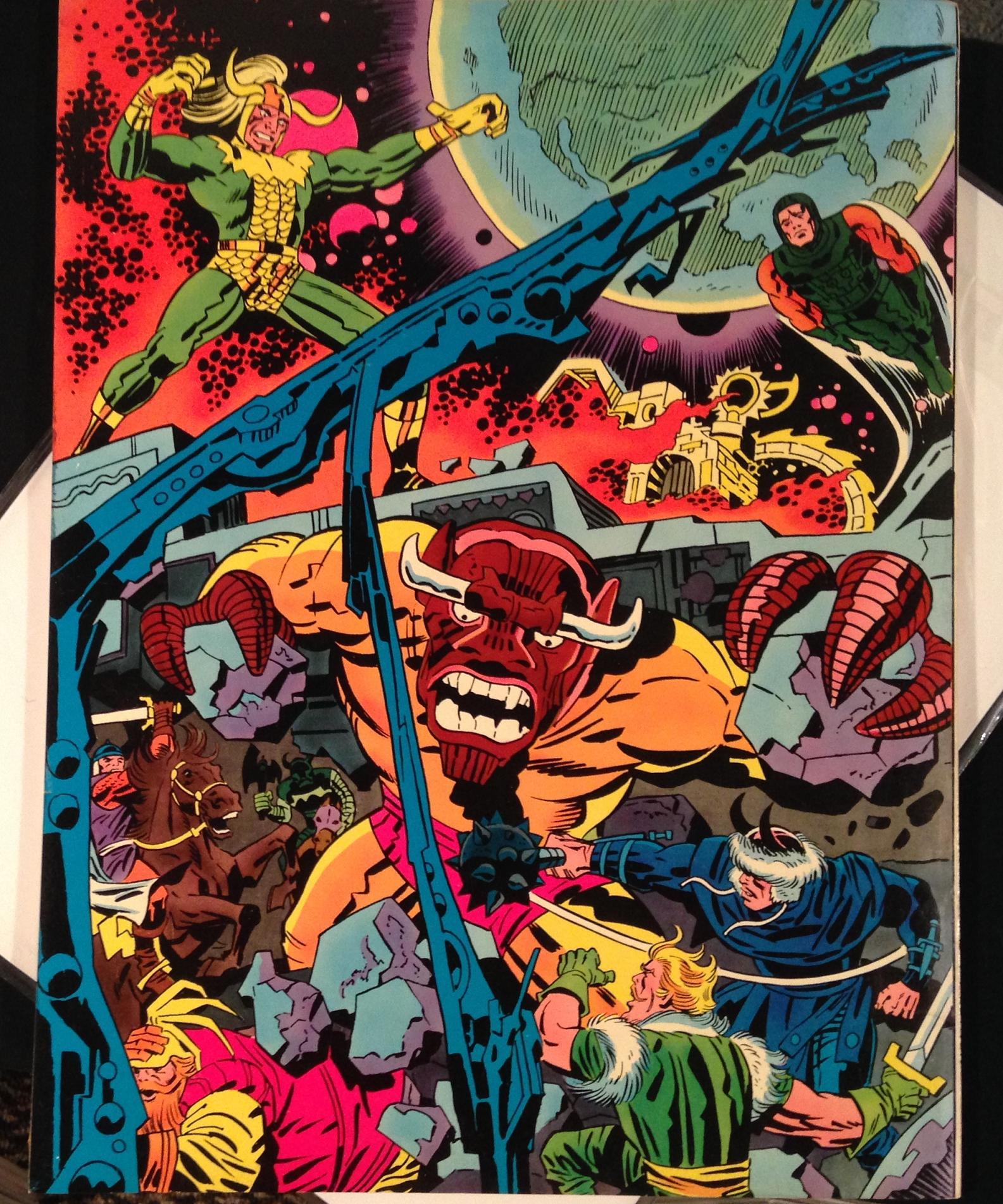 Marvel Treasury Edition 10 Mighty Thor (3)
