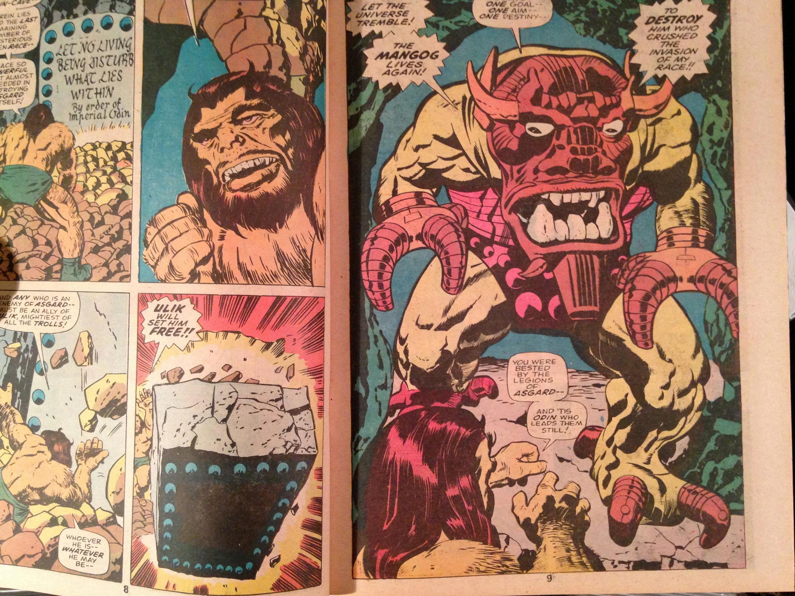 Marvel Treasury Edition 10 Mighty Thor (5)