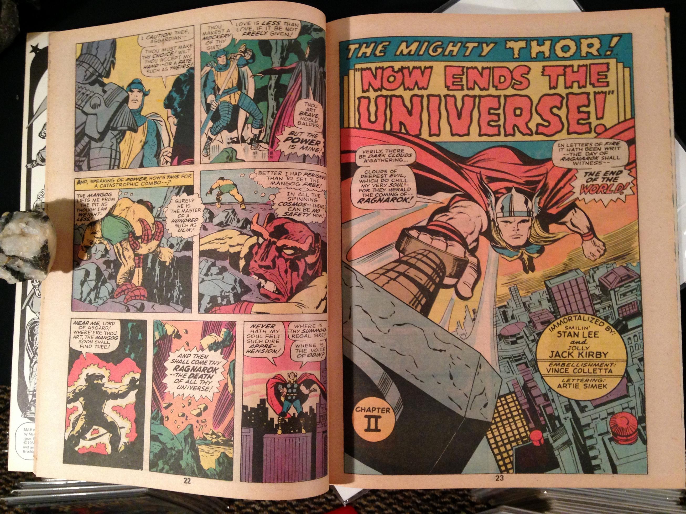 Marvel Treasury Edition 10 Mighty Thor (6)