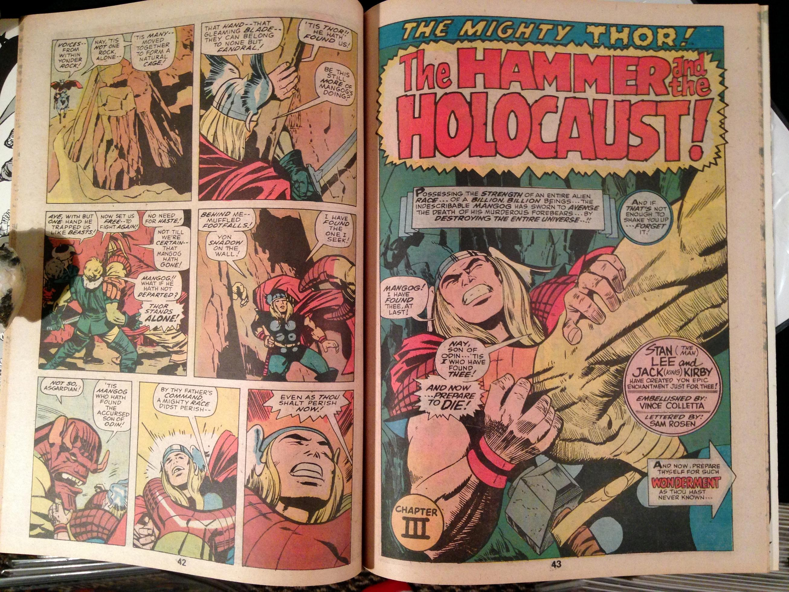 Marvel Treasury Edition 10 Mighty Thor (8)