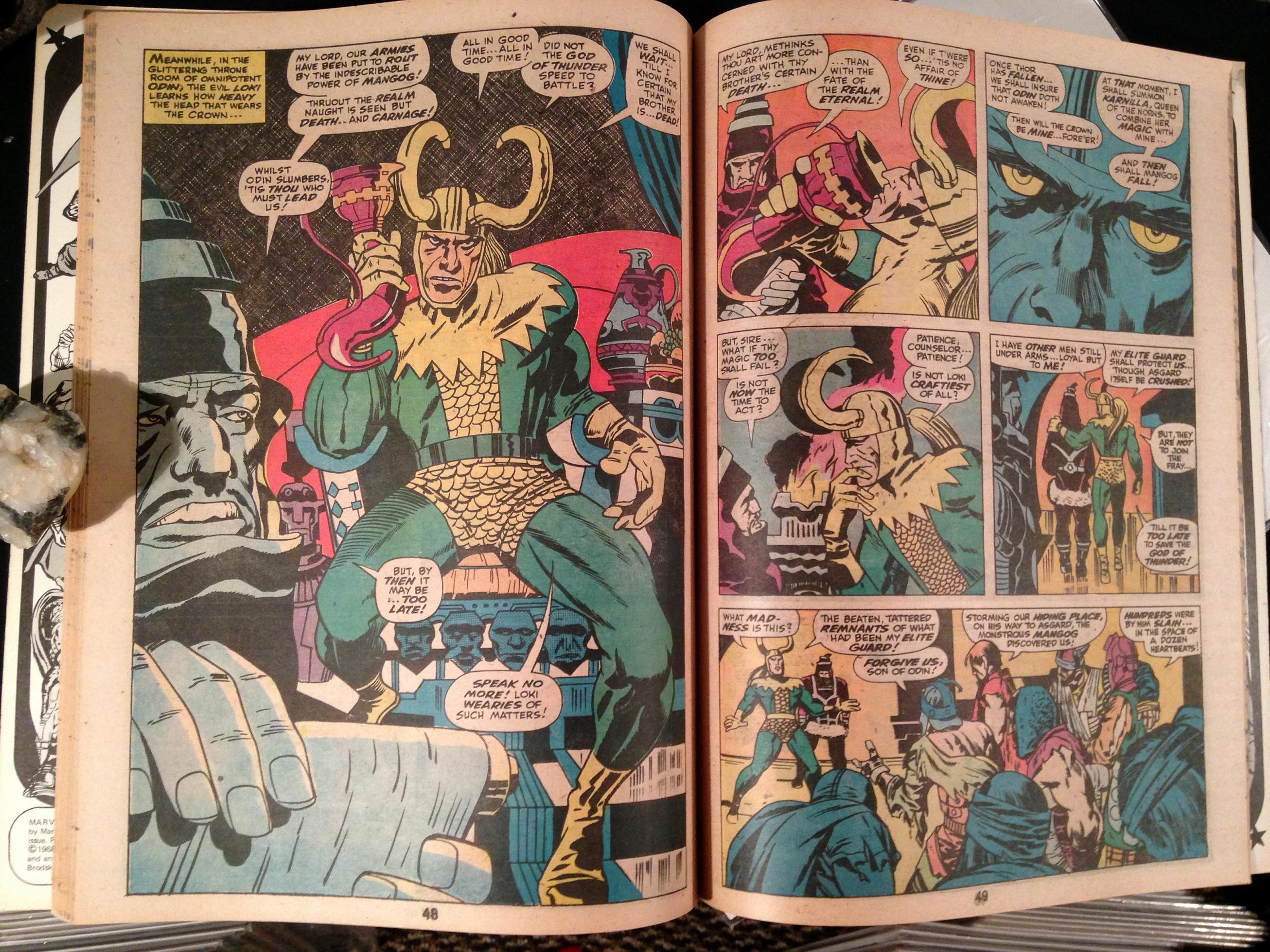Marvel Treasury Edition 10 Mighty Thor (9)