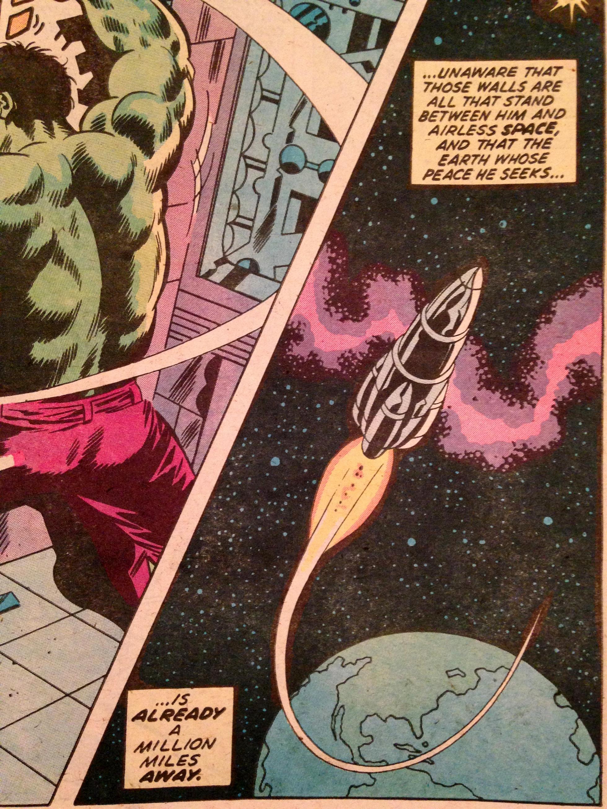 Marvel Treasury Edition 24 Rampaging Hulk Warlock (10)