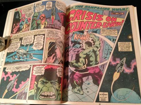 Marvel Treasury Edition 24 Rampaging Hulk Warlock (11)