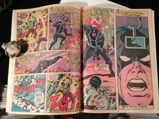 Marvel Treasury Edition 24 Rampaging Hulk Warlock (12)