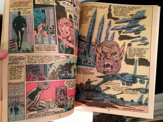 Marvel Treasury Edition 24 Rampaging Hulk Warlock (6)