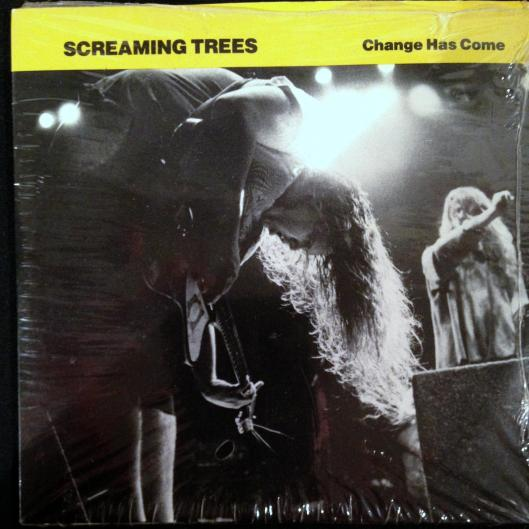 screaming trees change has come rare CD- (2)