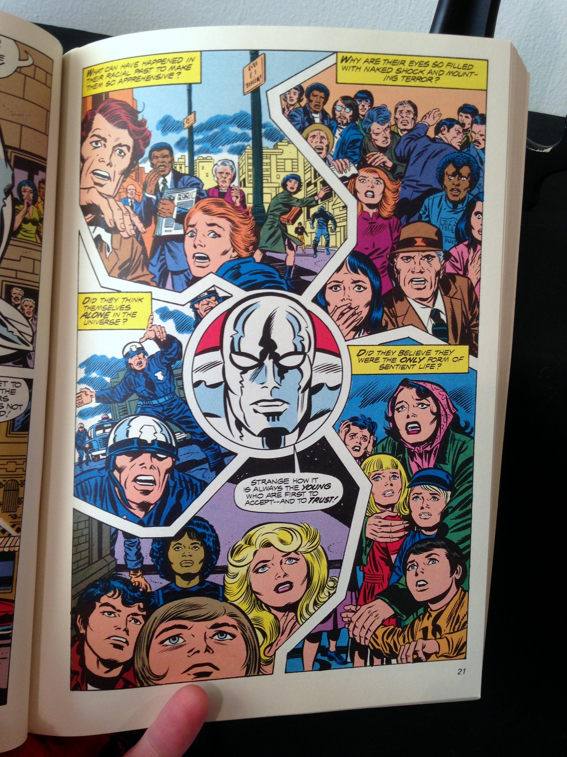 Silver Surfer by Stan Lee and Jack Kirby (10)