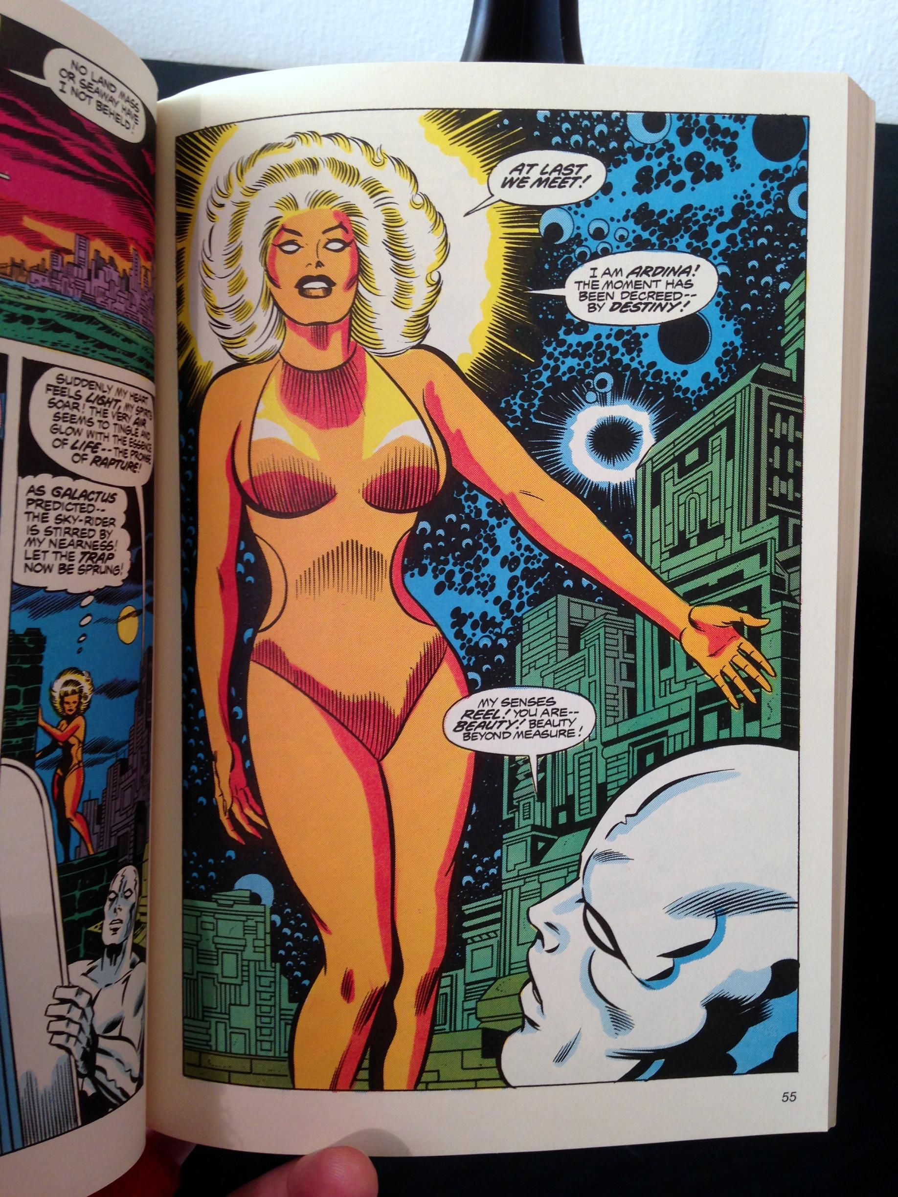 Silver Surfer by Stan Lee and Jack Kirby (11)