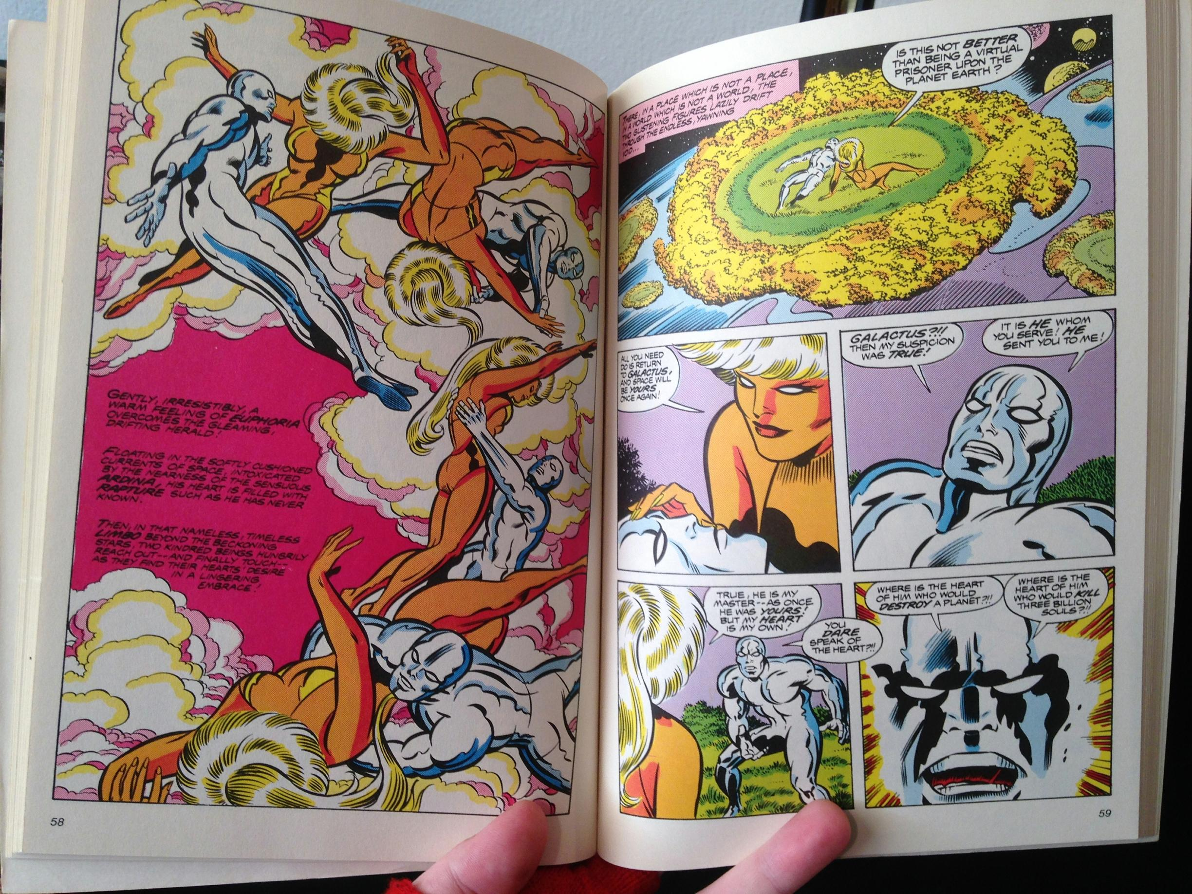 Silver Surfer by Stan Lee and Jack Kirby (12)