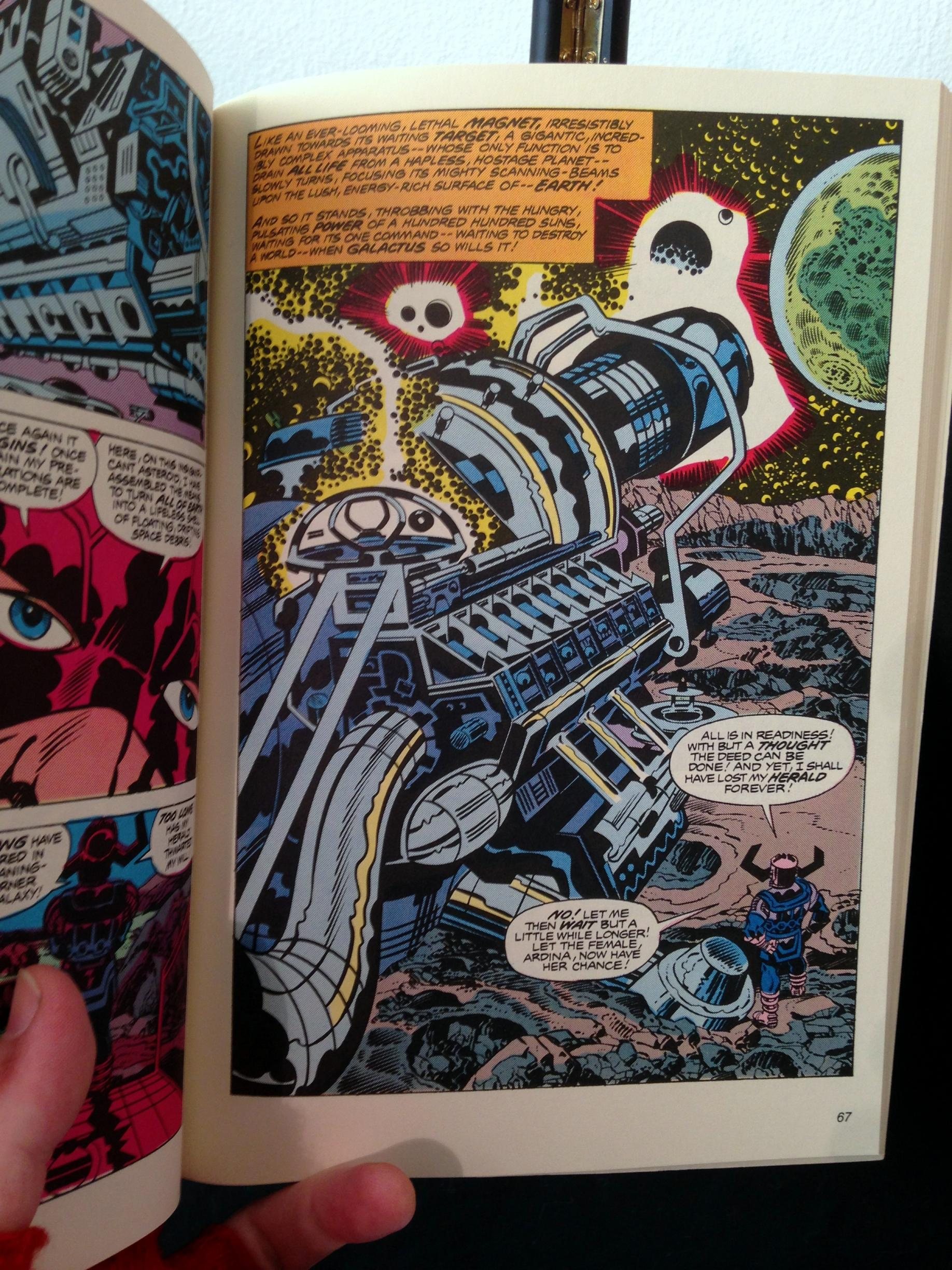 Silver Surfer by Stan Lee and Jack Kirby (13)