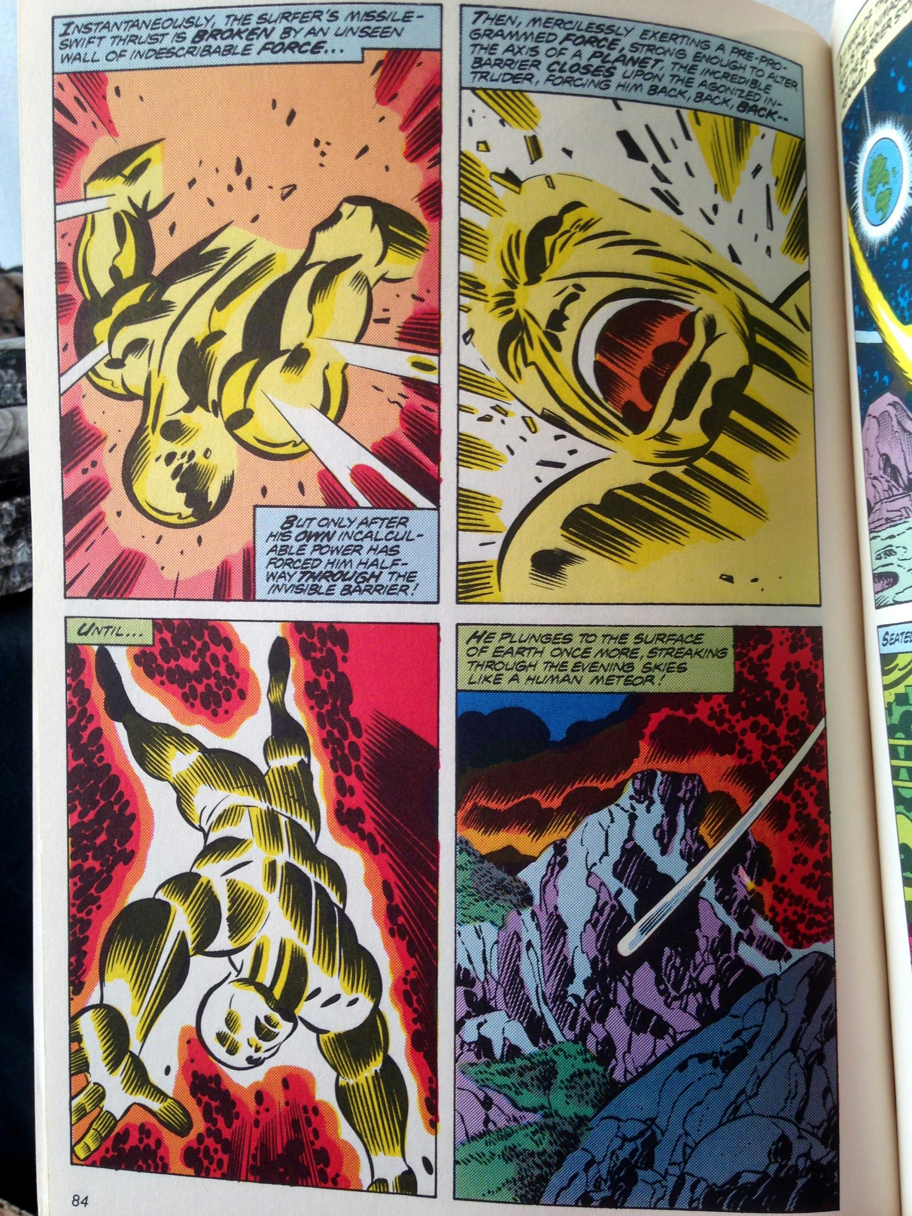 Silver Surfer by Stan Lee and Jack Kirby (14)