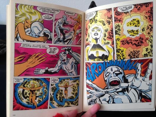 Silver Surfer by Stan Lee and Jack Kirby (16)