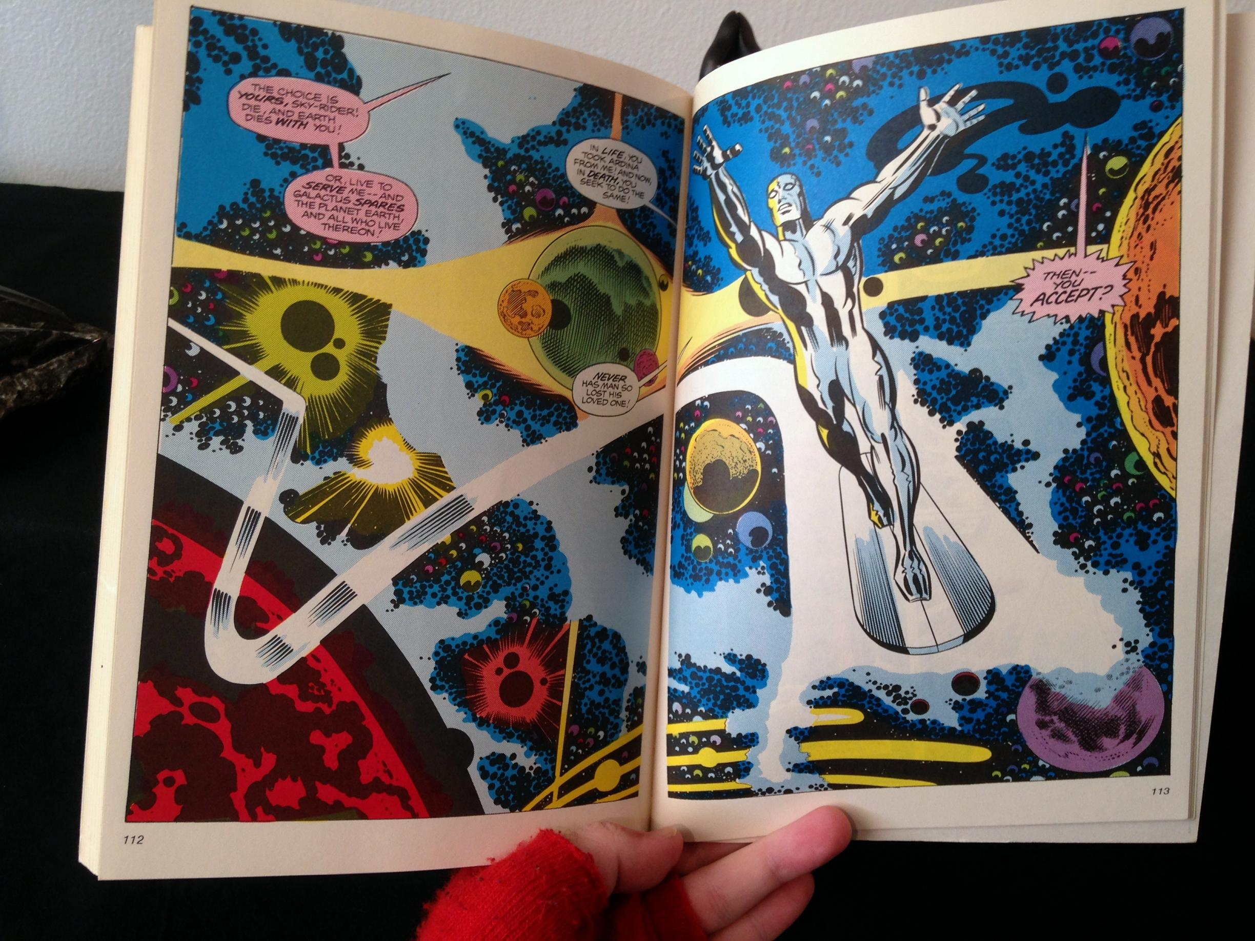 Silver Surfer by Stan Lee and Jack Kirby (17)