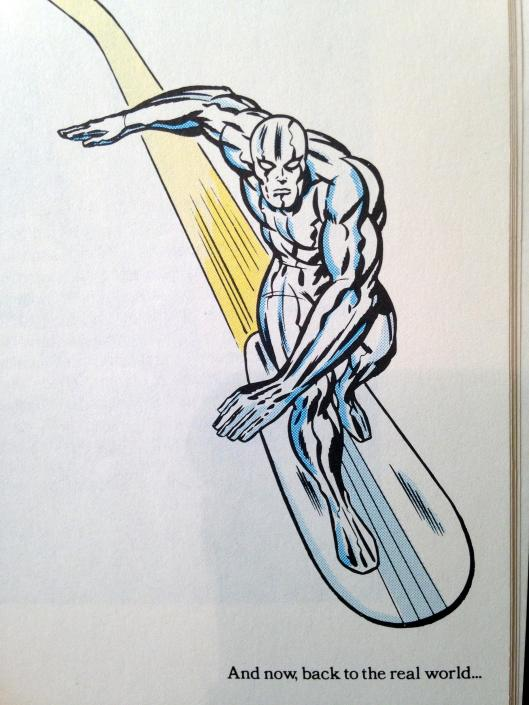 Silver Surfer by Stan Lee and Jack Kirby (18)