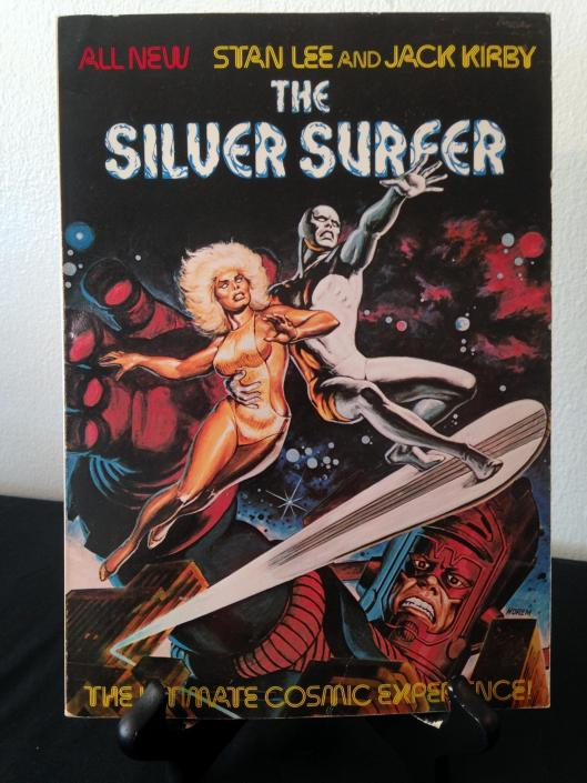 Silver Surfer by Stan Lee and Jack Kirby (2)