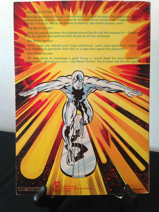 Silver Surfer by Stan Lee and Jack Kirby (3)