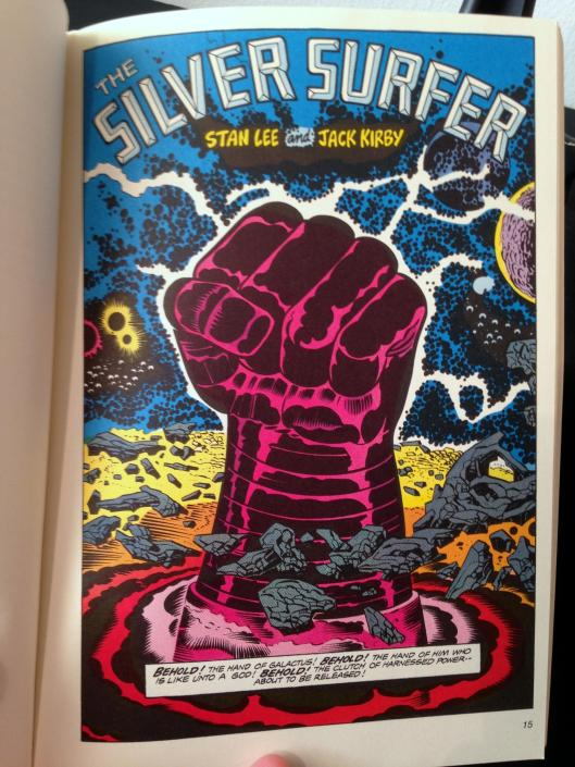 Silver Surfer by Stan Lee and Jack Kirby (8)