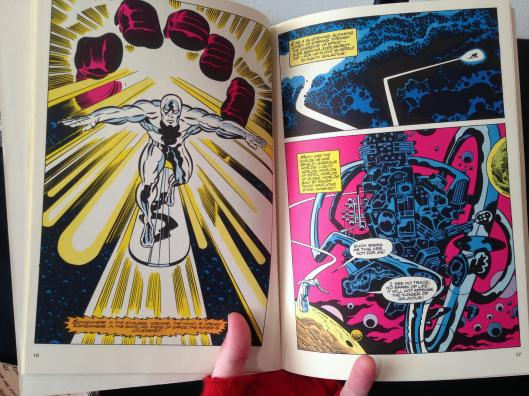 Silver Surfer by Stan Lee and Jack Kirby (9)