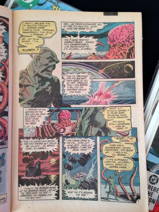 Swamp Thing 1-17 Pasko Collection (11)