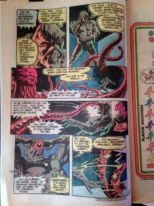 Swamp Thing 1-17 Pasko Collection (12)