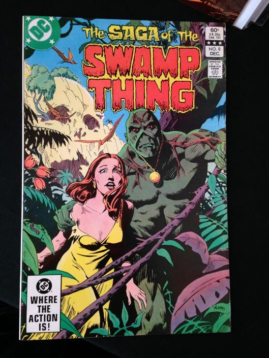 Swamp Thing 1-17 Pasko Collection (14)