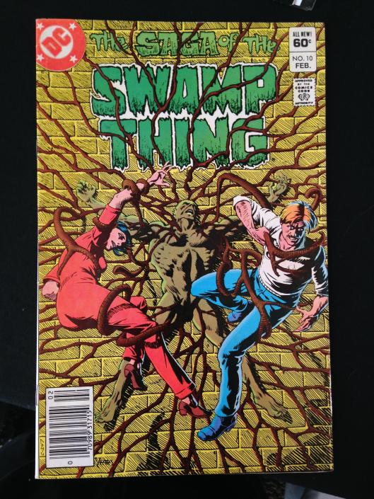 Swamp Thing 1-17 Pasko Collection (15)