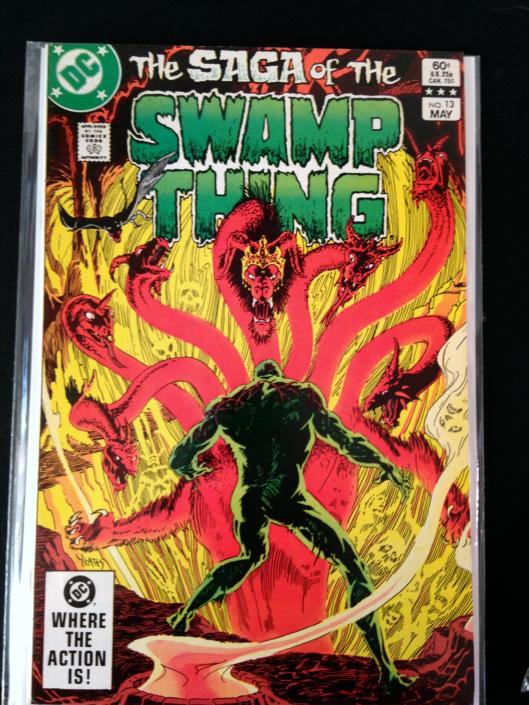 Swamp Thing 1-17 Pasko Collection (17)